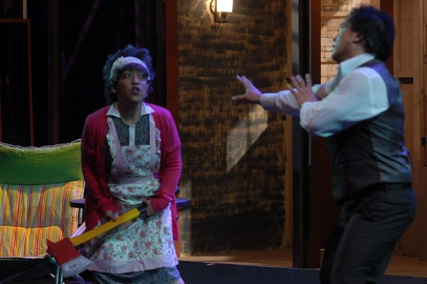 Repertory Philippines is Making Noise With Noises Off (2)
