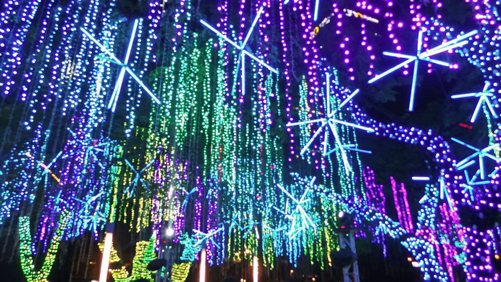 Ayala Triangle Lights and Sounds Show (10)