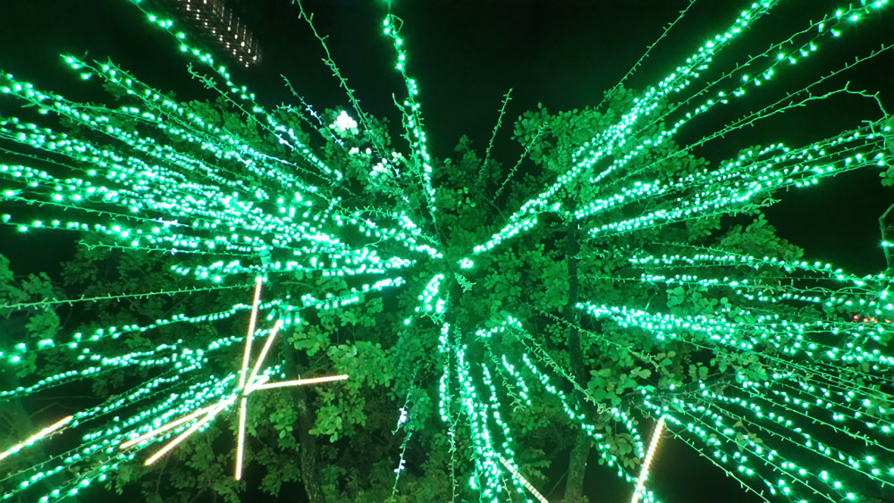 Ayala Triangle Lights and Sounds Show (11)