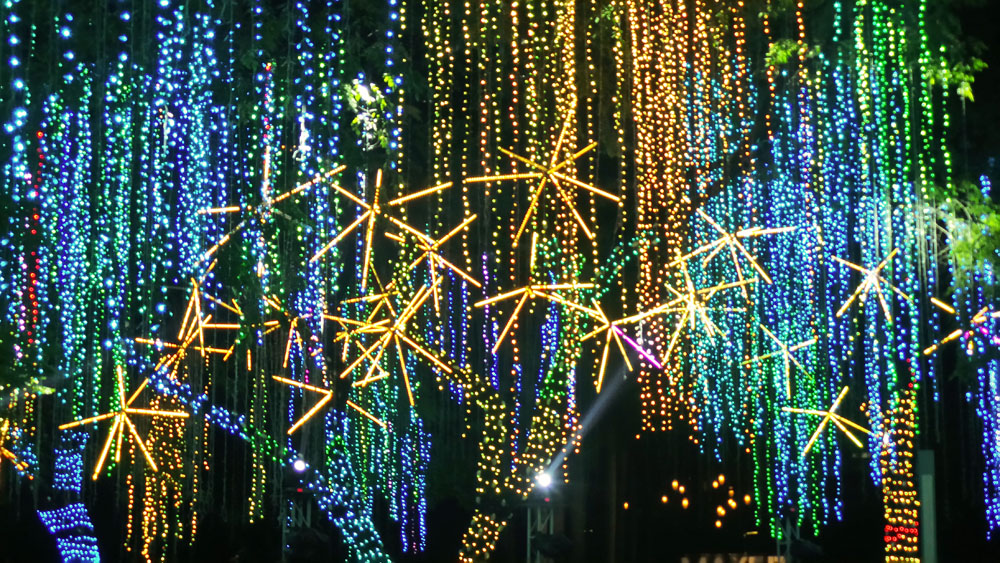 Ayala Triangle Lights and Sounds Show (6)