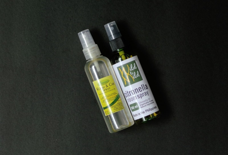 Citronella and Lemongrass Room Spray