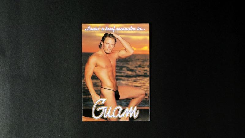 Guam postcards (1)