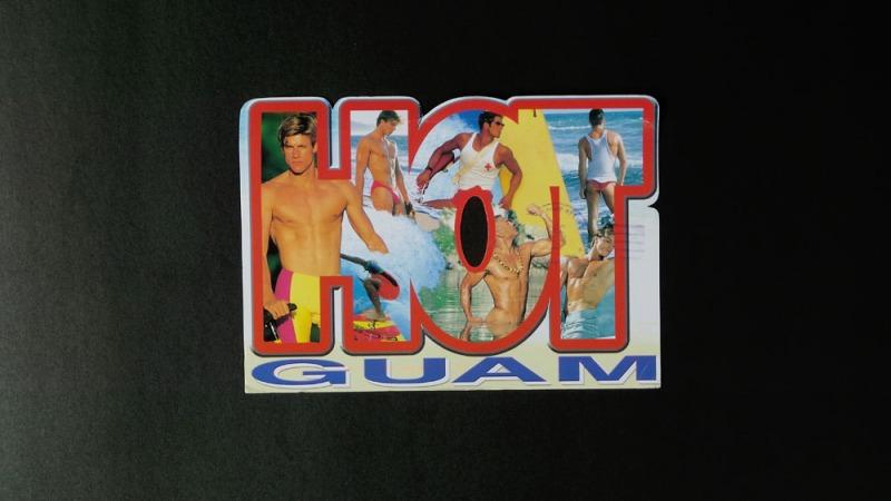 Guam postcards (3)