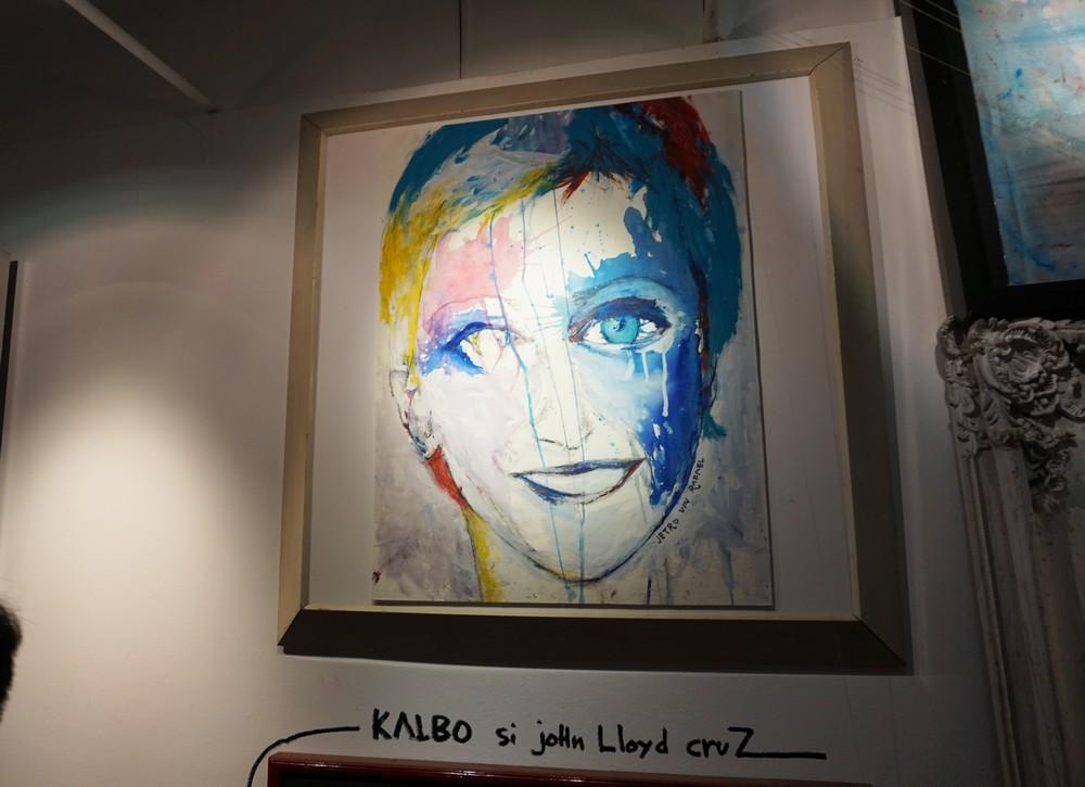 Art Fair Philippines (Cuckoo Sanctuary, Van Gogh is Bipolar, Archivo 1984)