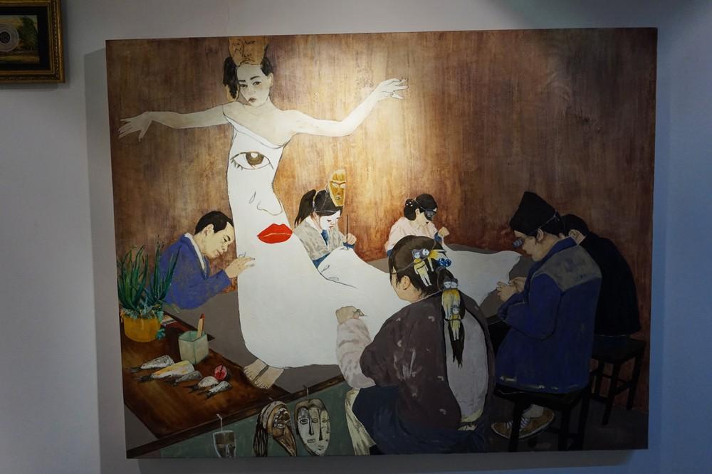 Art Fair Philippines (Maya Hewitt, Nunu Fine Art)
