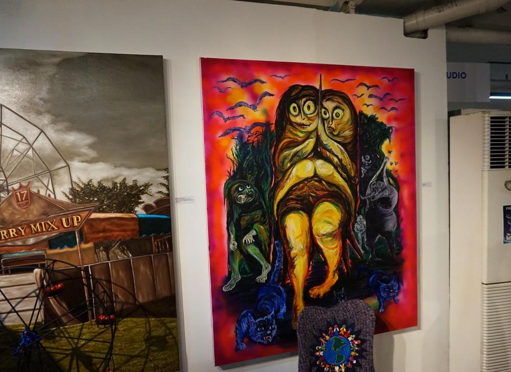 Art Fair Philippines Romeo Lee