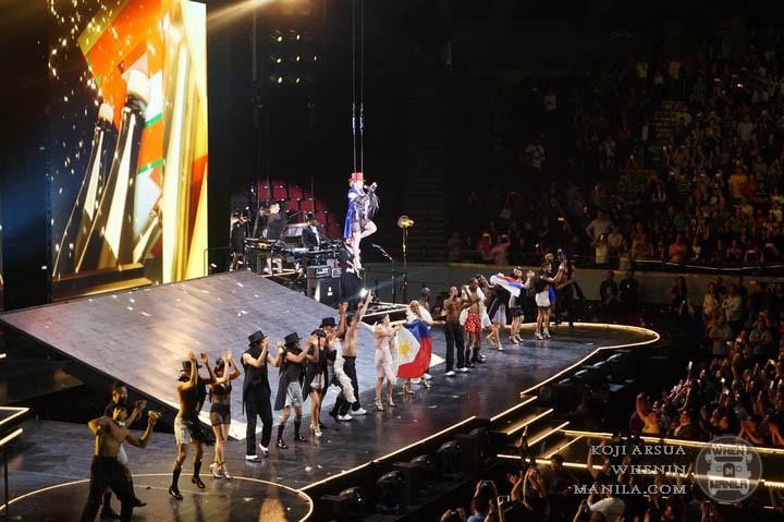 Madonna concert Manila (5)